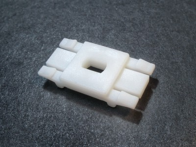 Plastika Kosir - Nosilec za karnise dvojni